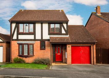 Thumbnail 4 bed detached house to rent in Tamarind Way, Earley, Reading