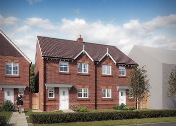 Thumbnail 3 bed semi-detached house for sale in Cloverfield, Smallwood, Sandbach