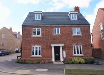 Thumbnail 5 bed detached house for sale in Shearwater Road, Apsley