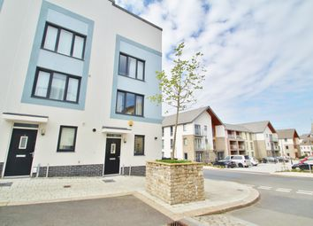 Thumbnail 3 bed end terrace house for sale in Monument Street, Plymouth