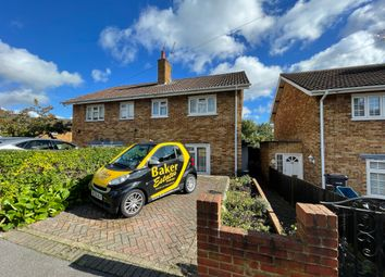 Thumbnail 3 bed semi-detached house for sale in Tudor Crescent, Hainault