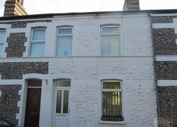 Thumbnail 2 bedroom terraced house to rent in Spring Street, Barry, Vale Of Glamorgan