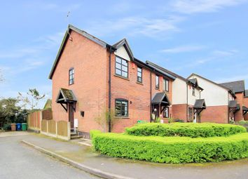 Thumbnail 2 bed end terrace house for sale in Dale View Court, Fulford, Stoke-On-Trent