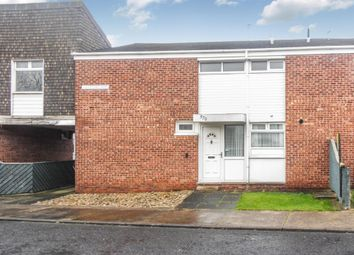 Thumbnail 3 bed terraced house for sale in Chesters Avenue, Longbenton, Newcastle Upon Tyne