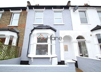 Thumbnail 3 bedroom terraced house for sale in Station Crescent, London