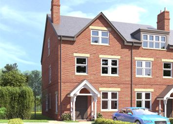 Thumbnail 4 bed semi-detached house for sale in Cedar Mews, The Beeches, Malpas, Cheshire