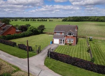Thumbnail 4 bed detached house for sale in Gailey Lea Lane, Gailey, Stafford