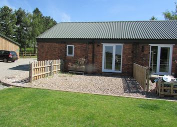 Thumbnail 2 bed barn conversion to rent in Clifton Road, No Mans Heath, Tamworth