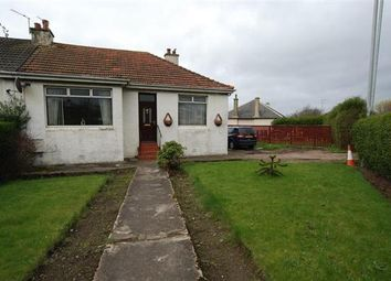 Thumbnail 4 bed semi-detached house for sale in Sharphill Road, Saltcoats