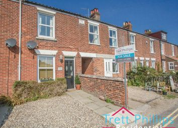 Thumbnail 2 bed property for sale in Flower Cottages, Beach Road, Sea Palling, Norwich