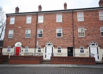 Thumbnail 3 bed town house to rent in Manthorpe Avenue, Worsley, Manchester