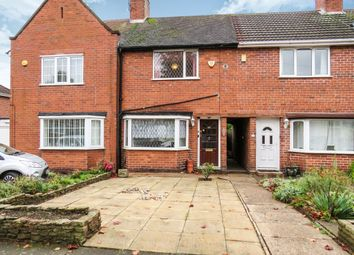 Thumbnail 2 bed terraced house for sale in Castleton Road, Birmingham