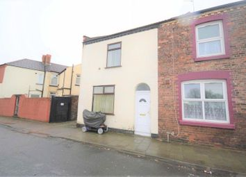 Thumbnail 2 bed end terrace house to rent in Brill Street, Birkenhead