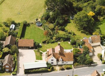 Thumbnail 8 bed detached house for sale in High Street, Great Sampford, Saffron Walden