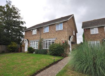 Chittys Walk, Guildford GU3. 3 bed semi-detached house