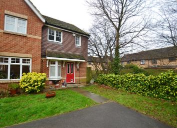 Thumbnail 2 bedroom semi-detached house for sale in Cloverfields, Horley