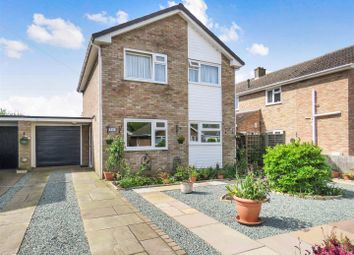Thumbnail 3 bed detached house for sale in Bentley Close, Upwood, Ramsey, Huntingdon
