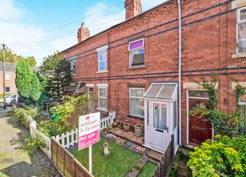 Thumbnail 2 bed terraced house for sale in Wilton Terrace, Nottingham