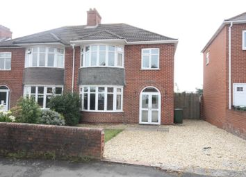 Thumbnail 3 bed semi-detached house for sale in Weymouth Bay Avenue, Weymouth