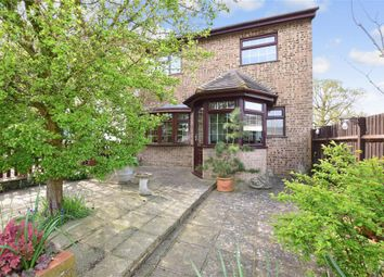 Thumbnail 3 bed end terrace house for sale in Bulldog Road, Lords Wood, Chatham, Kent