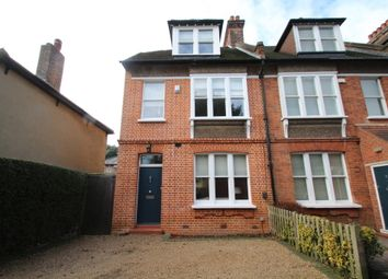 Thumbnail 4 bedroom end terrace house to rent in Crown Lane, Chislehurst