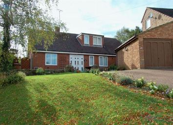 Thumbnail 4 bed detached bungalow for sale in Grafton View, Wootton, Northampton