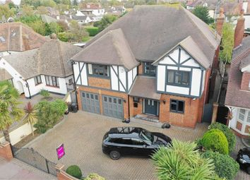 Thumbnail 5 bedroom detached house for sale in Thorpe Hall Avenue, Southend-On-Sea
