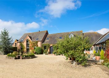 Thumbnail 5 bed barn conversion for sale in Bevington, Salford Priors, Evesham, Warwickshire