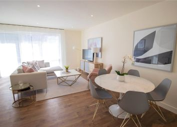 1 bed flat for sale in Duke Of Wellington Avenue, London SE18