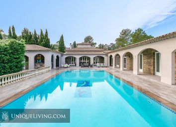 Thumbnail 6 bed villa for sale in Mougins, French Riviera, France