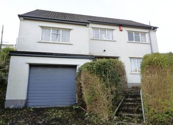 Thumbnail 3 bedroom detached house for sale in Turberville Road, Porth