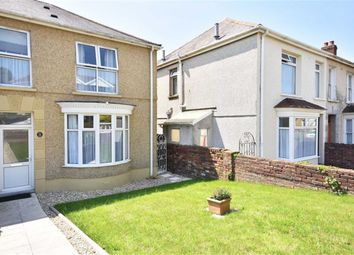 Thumbnail 3 bed semi-detached house for sale in Caswell Street, Llanelli