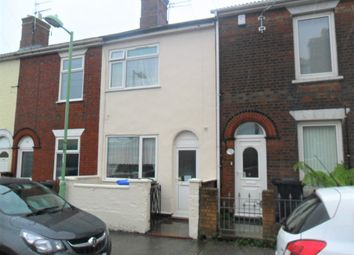 Thumbnail 3 bed terraced house to rent in Roman Road, Lowestoft