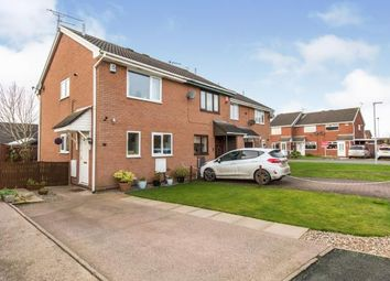2 bed semi-detached house for sale in Holbury Close, Crewe, Cheshire CW1
