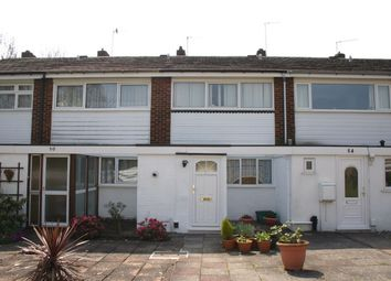 Thumbnail 2 bed terraced house to rent in Ferndown Avenue, Orpington, Kent