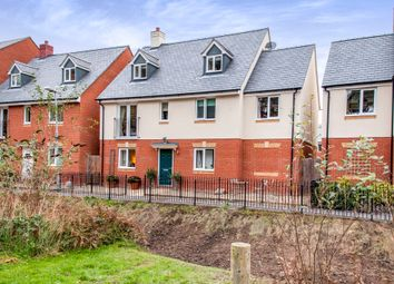 Thumbnail 6 bed detached house for sale in Templer Place, Bovey Tracey, Newton Abbot