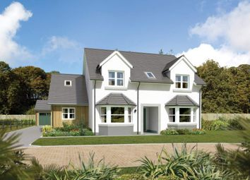 "Thumbnail 4 bedroom detached house for sale in ""Crathes"" at Crathes, Banchory"
