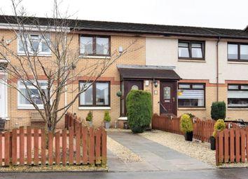 Thumbnail 2 bed terraced house for sale in Mcshannon Grove, Bellshill