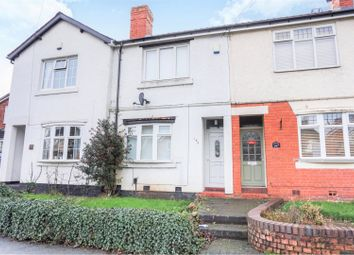 Thumbnail 3 bedroom terraced house for sale in Wood End Road, Wolverhampton