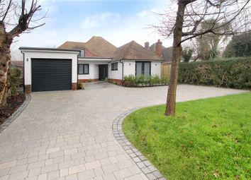 Thumbnail 4 bed bungalow for sale in Preston Avenue, Rustington, Littlehampton