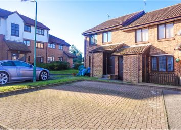 Thumbnail 1 bed maisonette for sale in Cooper Close, Greenhithe