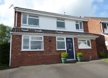 Thumbnail 4 bedroom detached house for sale in Oak Crescent, Woolaston, Glos