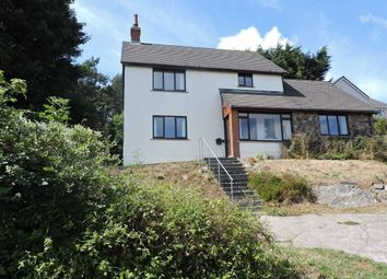 Thumbnail 4 bed detached house for sale in Precelly Crescent, Stop And Call, Goodwick