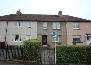 Thumbnail 3 bed terraced house for sale in Moss Side Avenue, Airdrie, North Lanarkshire