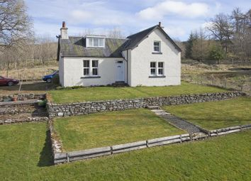 Thumbnail 4 bed detached house for sale in Ardchroskie House, Enochdhu, Blairgowrie