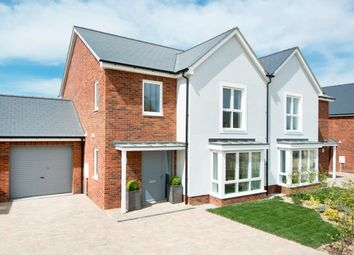 Thumbnail 4 bed semi-detached house for sale in Plot 52, The Golding, Knights Wood, Knights Way, Tunbridge Wells, Kent