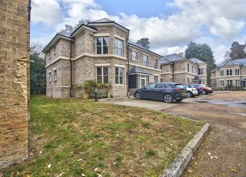 Thumbnail 2 bed flat for sale in The Elms, Thicket Road, Houghton, Huntingdon, Cambridgeshire