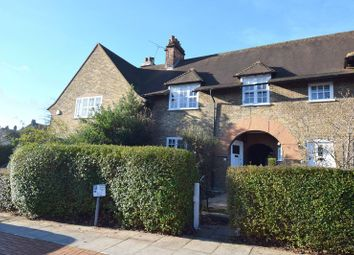 Thumbnail 3 bed semi-detached house to rent in Asmuns Place, Hampstead Garden Suburb