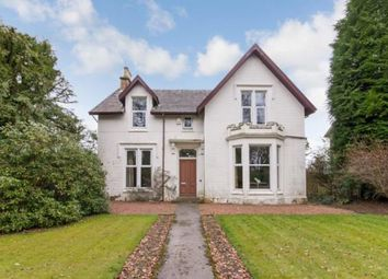 Thumbnail 4 bed detached house for sale in Bothwell Road, Uddingston, Glasgow, North Lanarkshire