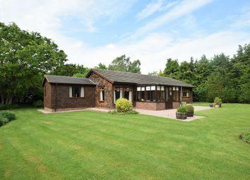 Thumbnail 4 bedroom detached bungalow for sale in Hargrave Road, Chevington, Bury St. Edmunds